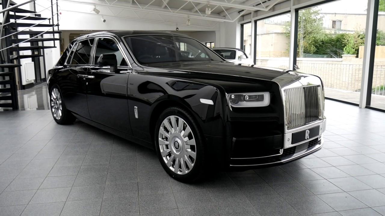 2019 Rolls-Royce Phantom VIII