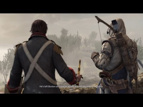 Battle of Bunker Hill (Full Sync) - Assassins Creed III Story Mission