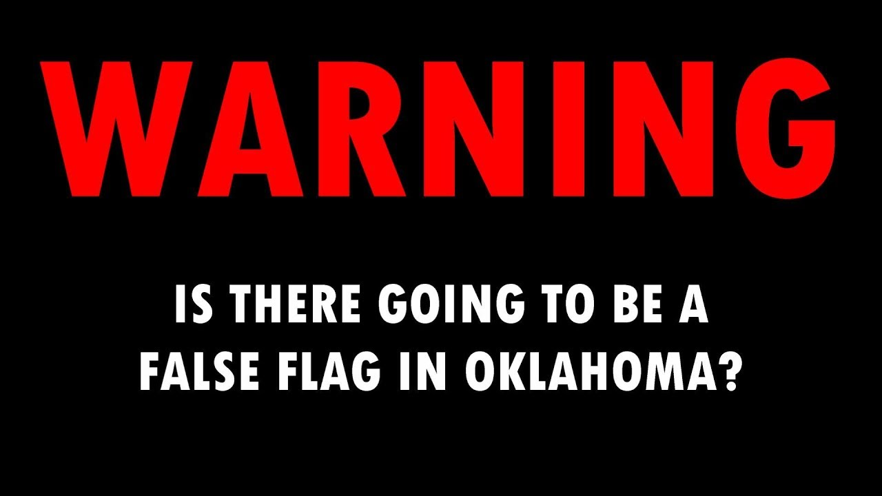 Image result for OKLAHOMA CITY:: Location of next False Flag?