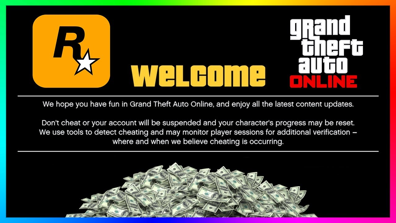 Download THE BIGGEST BAN WAVE EVER! Rockstar Completely Wipes Almost EVERYONE'S Accounts In GTA 5 Online!