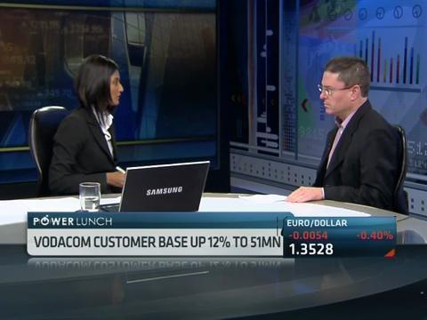 Analysis: Vodacom Posts Slight Rise in Q3 Revenue