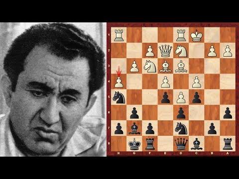 Tigran Petrosian - World Chess Champion - Master of ...