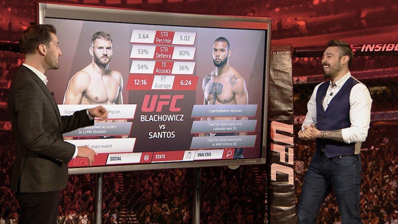 UFC Prague: Inside the Octagon - Blachowicz vs Santos