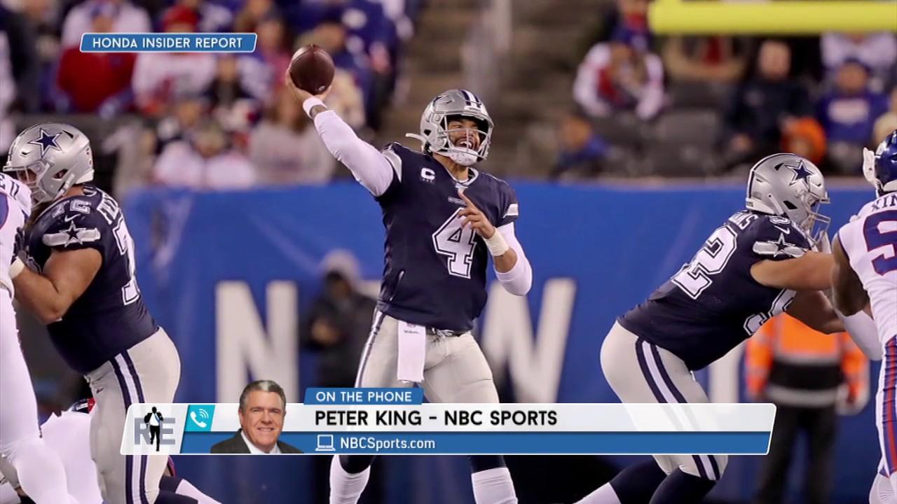 Peter King 5 4 Cowboys Are Becoming Stale Under Jason Garrett The Rich Eisen Show 11 12 19