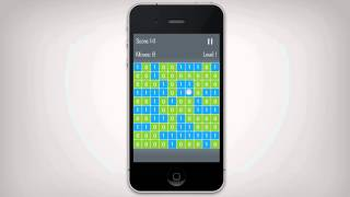 Clusters - free puzzle game for iPhone, iPad and Android