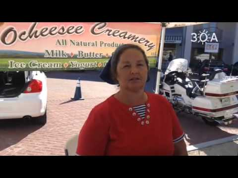 Get farm fresh dairy at farmers market
