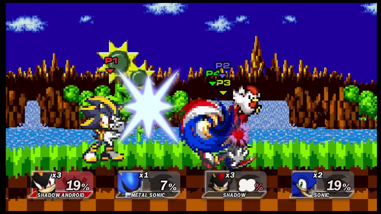 Sonic Game For Android