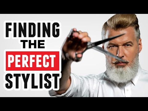 The Secret To Finding The PERFECT Hair Stylist or Barber