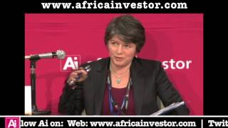Tamsyn Barton, DG, European Investment Bank, at the Ai CEO Investment Climate Summit 2012