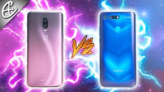 Honor View 20 vs OnePlus 6T - This is…