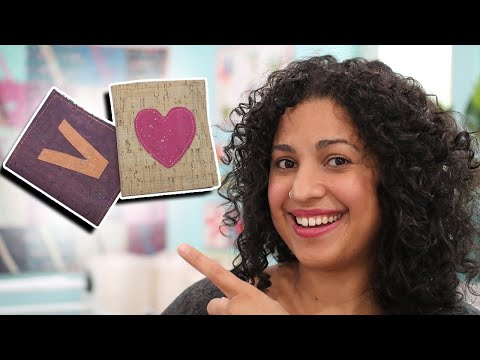 Cork Fabric: How to Sew A Needle Book & Organizer Club Update with Crafty Gemini