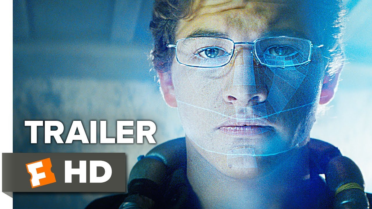 Ready Player One Comic-Con Online Movie Trailer