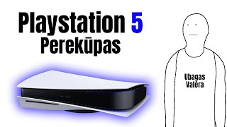 Playstation 5 Perekūpas