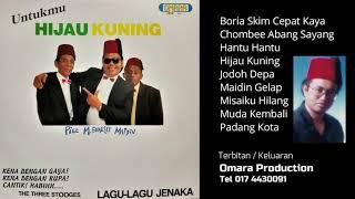 Full Album Lagu Lagu Lawak M. Shariff Maidin dan Piee - Untuk Mu Hijau Kuning Omara Production
