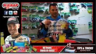 Bassmaster Classic Champion Randy Howell About RIGRAP