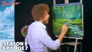 Bob Ross - Bubbling Brook (Season 5 Episode 7)
