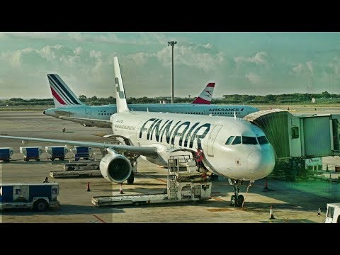 TRIPREPORT | Finnair | Emergency seat | A321-200 | Barcelona - Helsinki