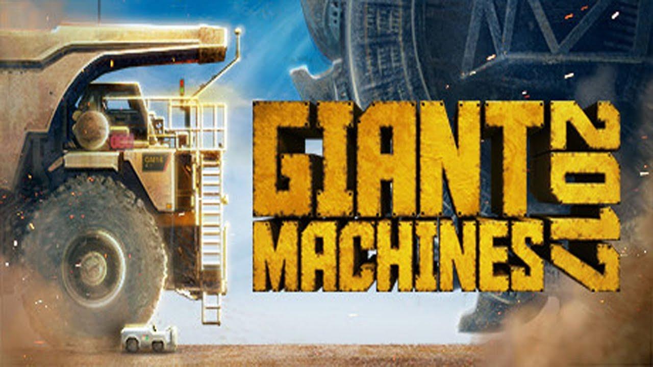 ▻ Giant Machines 2017 - The Movie (Full Walkthrough HD) - YouTube