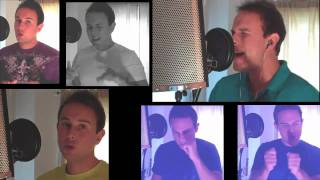 Dj Got Us Falling In Love Again usher Music Video -Acappella Beatbox by J Rice