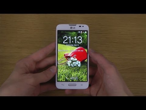 LG L70 - First Look