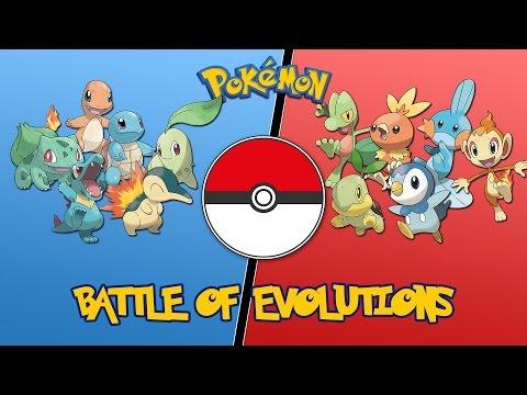 Battle of Evolutions 01 - |Pokemon Battle Revolution| Let's Play 11