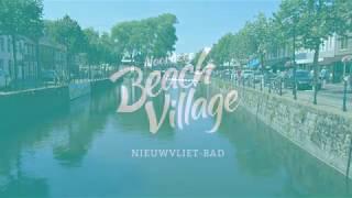 Omgeving Noordzee Beach Village Nieuwvliet-Bad juli 2014