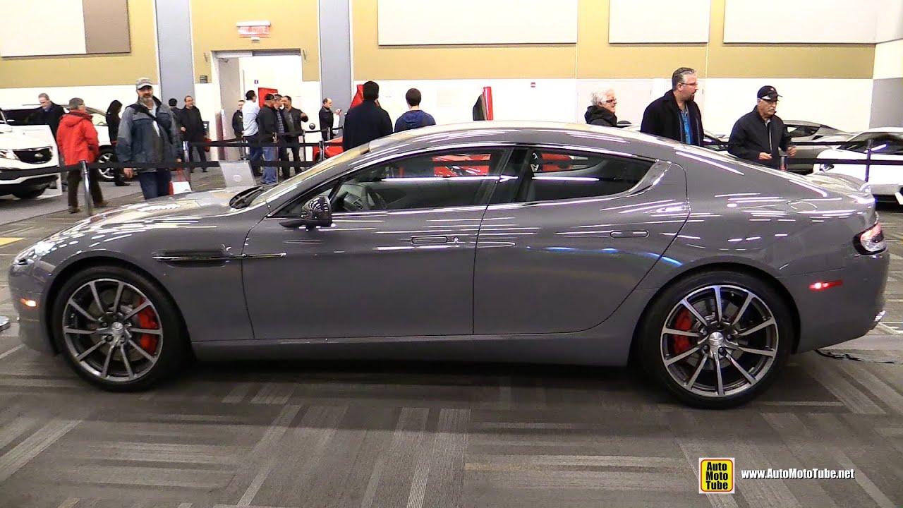 aston martin rapide 2015 interior. 2015 aston martin rapide s exterior and interior walkaround ottawa gatineau auto show youtube