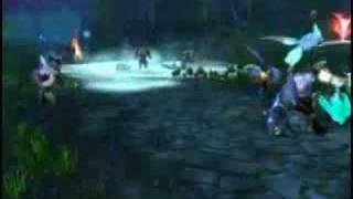 WoW - Die Schlacht (battle) am Mor