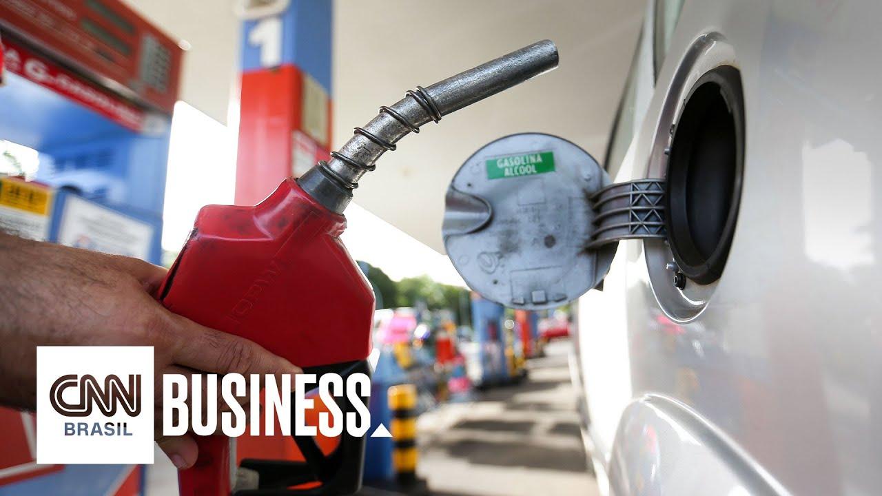 Após 17 dias, Petrobras anuncia novo reajuste de combustíveis; alta vai até 9%