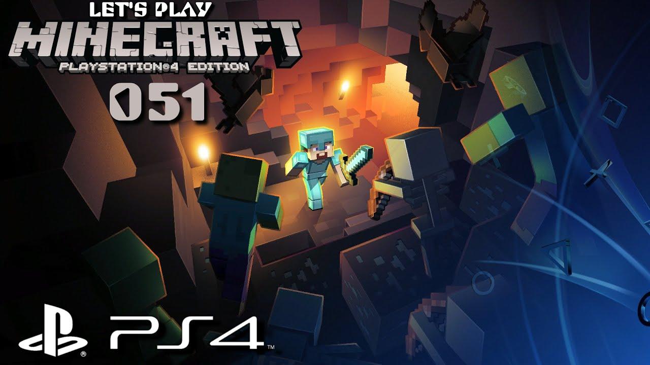 Minecraft 051 Der Zaun Muss Weg Deutsch Hd Let S Play Minecraft