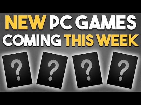 Top 4 NEW PC Game Releases of the Week - GREAT Survival Game, NEW JRPG and More!