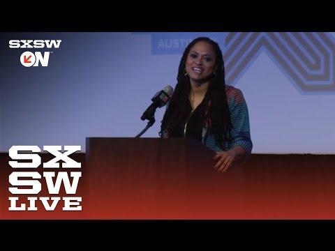 Ava DuVernay  SXSW Live 2015  SXSW ON
