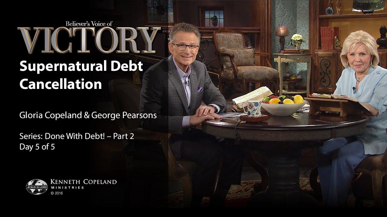 Debt Forgiveness God's Way: Three Ways God Removes Debt