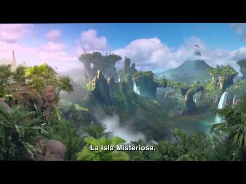 VIAJE 2: LA ISLA MISTERIOSA - Primer trailer subtitlado en español