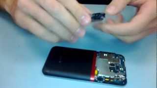 Evo 4G LTE Teardown (Evo One X)