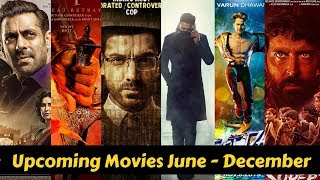 25 Upcoming Bollywood Movies Complete List 2019 June to December With Cast and Release Date