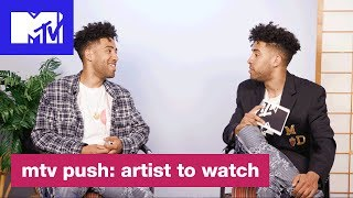 Kyle Talks Gucci Mane & Ellen DeGeneres Dream Collab | Push: Artist to Watch | MTV