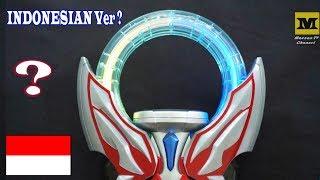 DX Orb Ring Indonesian Dub Ultraman ORB Sound edit edit suara