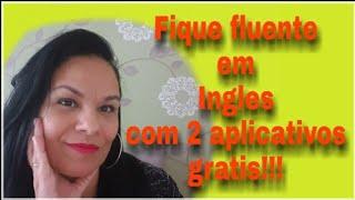 Como melhorar sua pronuncia em ingles ? / Fique fluente em ingles com 2 aplicativos gratis