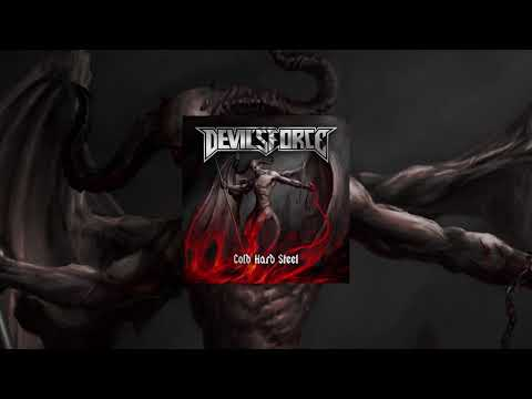 Devil's Force - Cold Hard Steel (Heavymetal, Blackmetal, Speedmetal)