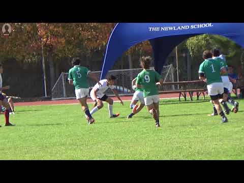 Torneo Escolar Santiago Oriente 2018 The Newland School vs The Brittish School