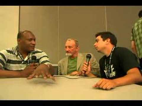 Geekscape interview - Robert Englund and Tony Todd