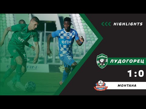 Ludogorets Razgrad Montana Goals And Highlights