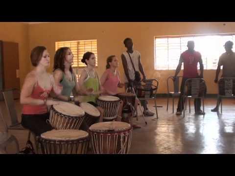 Ouagadougou Dance and Drum 2011