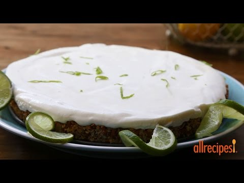 How to Make Frozen Margarita Pie | Pie Recipes | Allrecipes.com