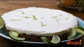 Pie Recipes - How To Make Frozen Margarita Pie