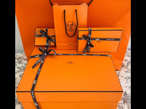 Hermes Unboxing 2019