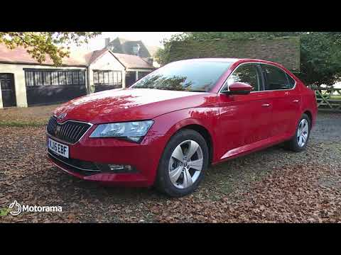Skoda Superb 2019 Review