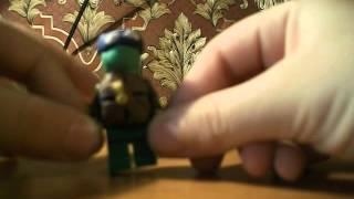Минифигурки лего черепашки-ниндзя