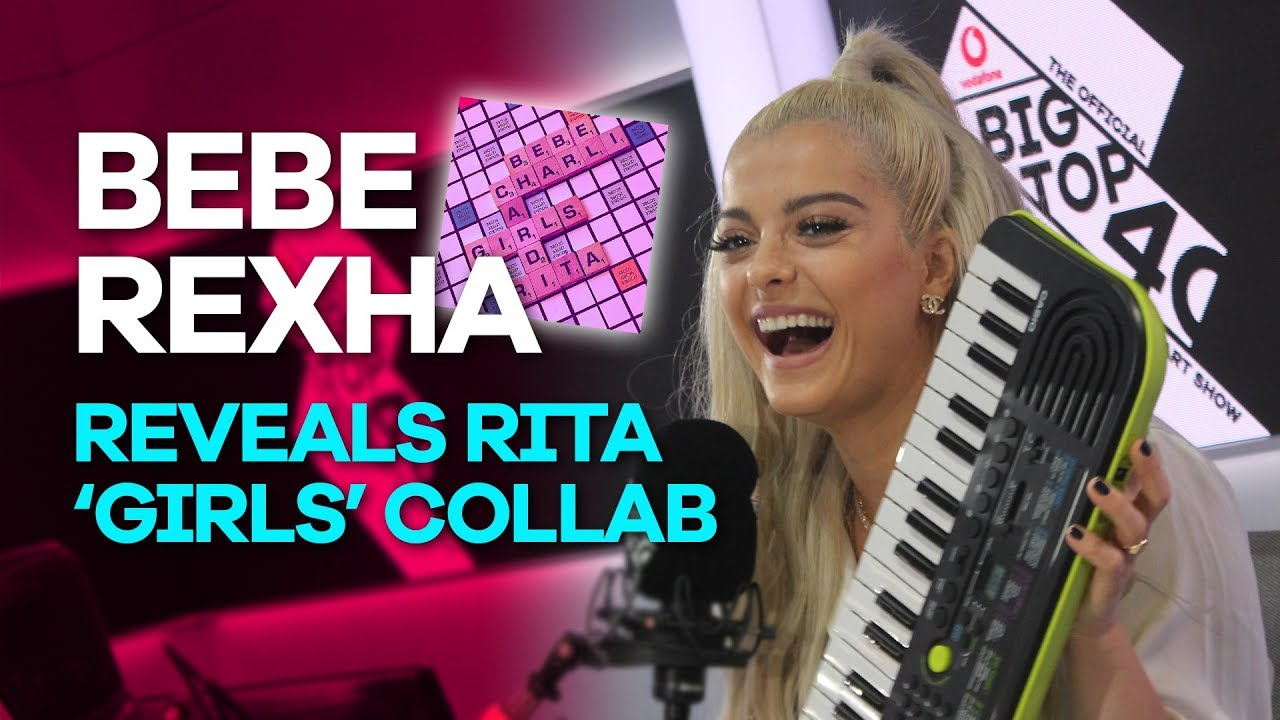 Bebe Rexha reveals Rita Ora's Girls collab with Charli XCX & Cardi B and music video #1